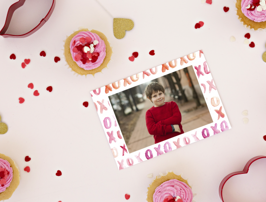 Custom Valentine's Day Cards for Kids in Jackson, Michigan
